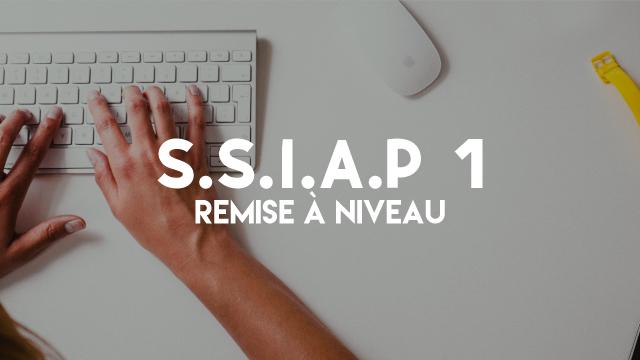 S.S.I.A.P 1 - Mise à Niveau