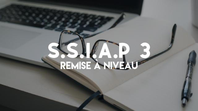 S.S.I.A.P 3 - Mise à Niveau