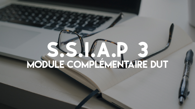 S.S.I.A.P 4 - Module Complémentaire DUT